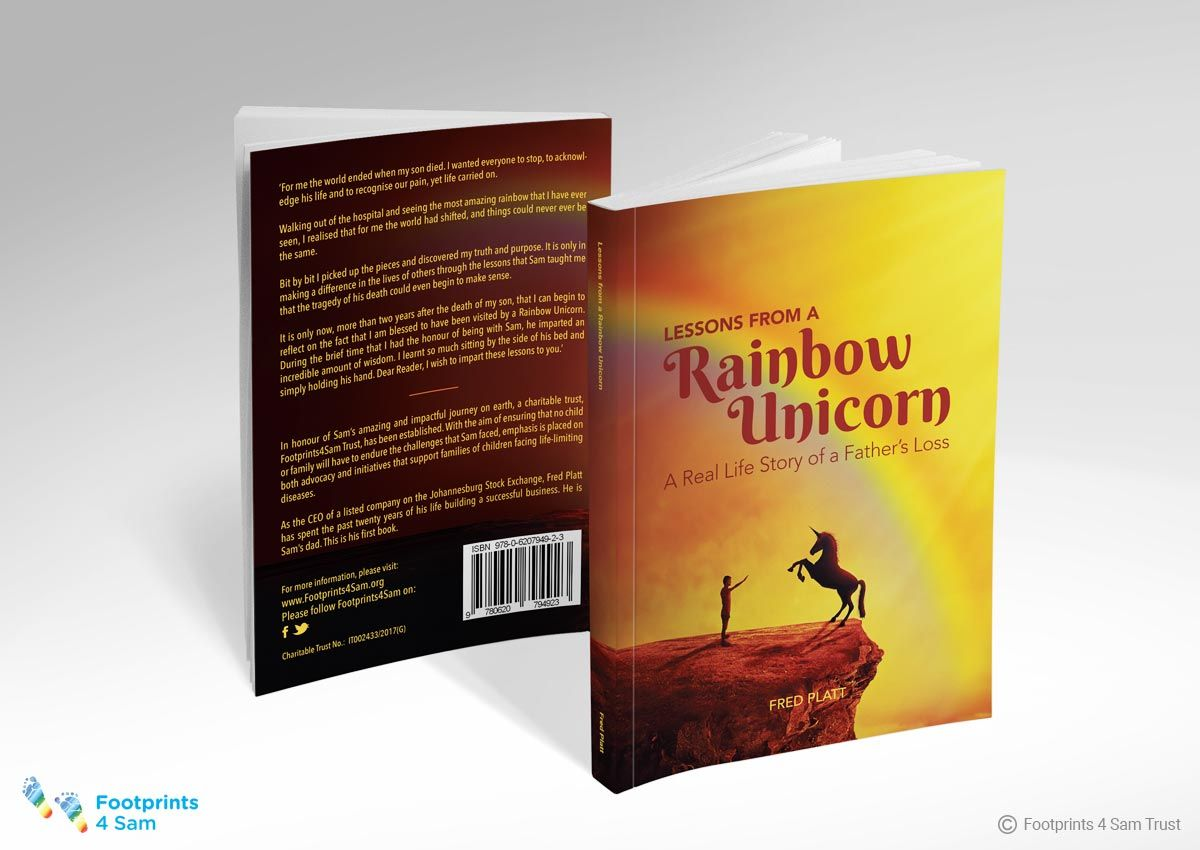 Lessons from a Rainbow Unicorn Book